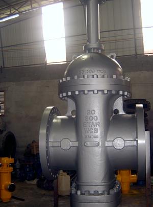 api6d slab gate valve