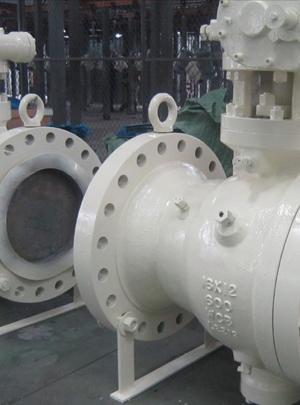 api-6d-trunnion-mounted-ball-valve