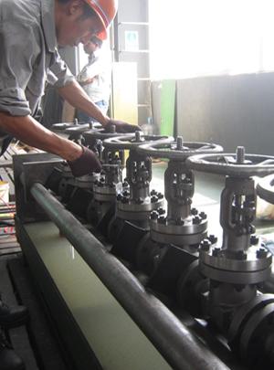 api600 gate valve